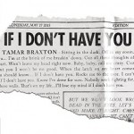 Tamar Braxton - If Don't Have You